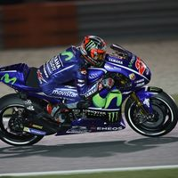 Maverick Viñales se lleva el mejor tiempo de MotoGP el jueves. Luthi y Oettl los más rápidos en Moto2 y Moto3