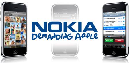 La denuncia de Nokia frente a Apple queda vista para sentencia, Apple obtiene la razón de los jueces