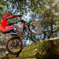 Montesa te lo pone a huevo para ir al Scottish Six Days Trial 2017, ¡como un piloto oficial!
