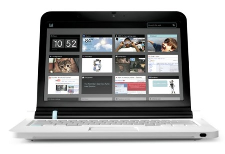 Intel Litl, ¿nuevo netbook de Intel enfocado en la web?