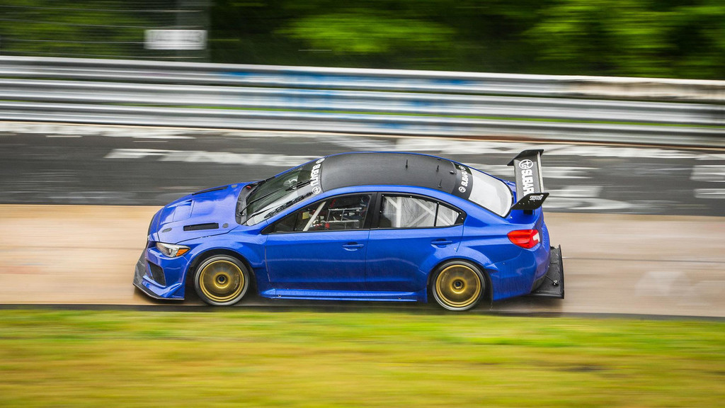 Subaru WRX Type RA NBR Special