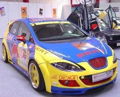 Seat León JE Design WTCC