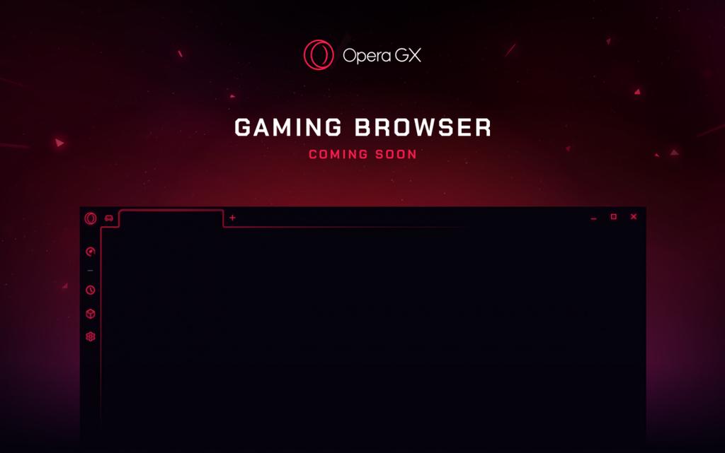 Opera GX, el nuevo y misterioso navegador de Opera diseñado especialmente para gamers
