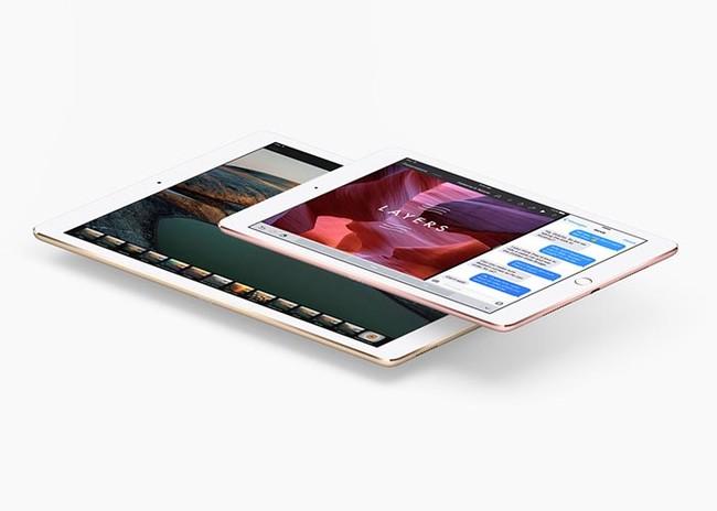 Ipad Pro nueve siete Vs doce 9