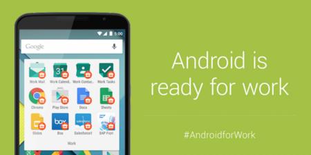 Android esta listo para el trabajo