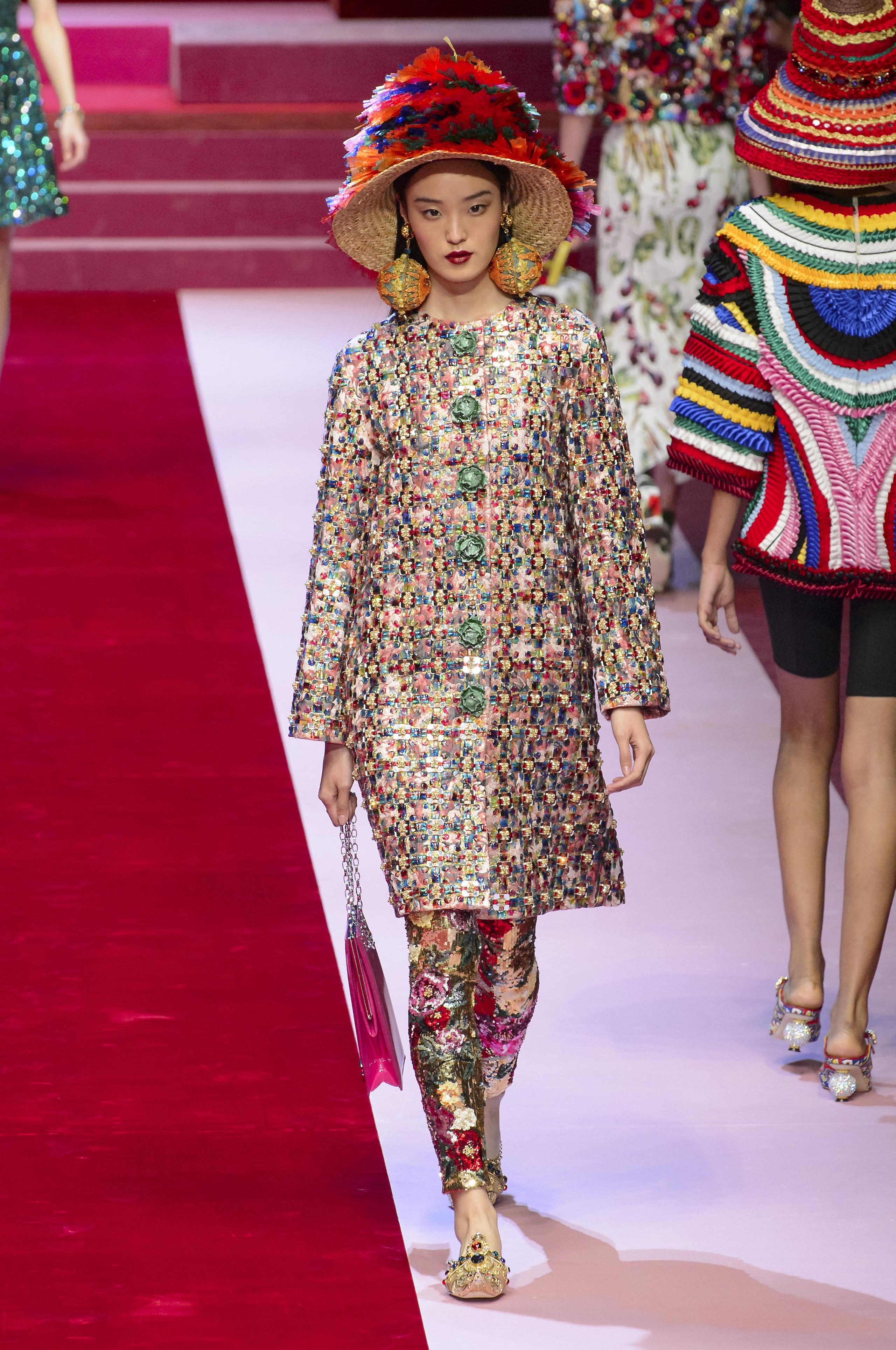 Foto de Dolce&Gabbana Primavera/Verano 2018 (25/106)