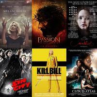 Éstas son las 50 películas que más han dividido a la crítica