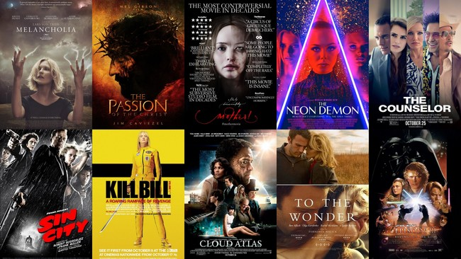 Some of the films most controversial