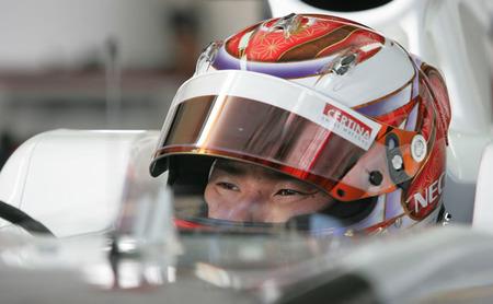 Kamui Kobayashi recauda más de 600.000 euros gracias a sus seguidores