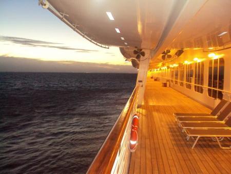 Una viuda de 86 años lleva siete viviendo en un crucero