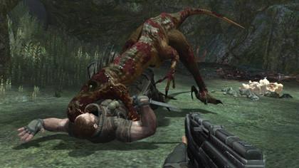 Impresiones de la demo de 'Turok' para PS3. Dejad a los muertos en su tumba...