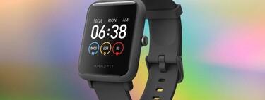 El Amazfit Bip S Lite a menos de 40 euros en Amazon: un smartwatch sencillo con una autonomía bestial de un mes