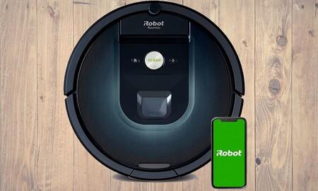 En Amazon tienes 170 euros de ahorro si eliges el Roomba 981 como robot aspirador para tu hogar