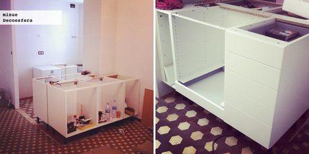 Proyecto minue merece la pena montarse la cocina de ikea - Montar cocina ikea ...