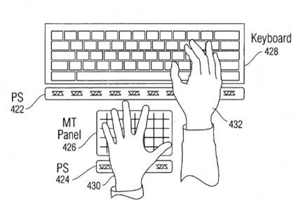 Más patentes: sensores de proximidad y tecnología de refrigeración con diamante