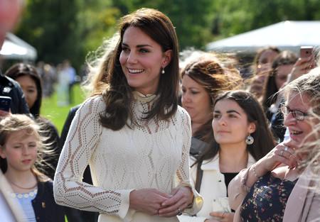 Kate Middleton rescata de su vestidor este impecable vestido de Chloé