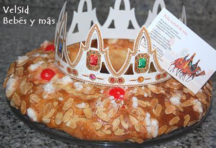 Nuestro Roscón de Reyes