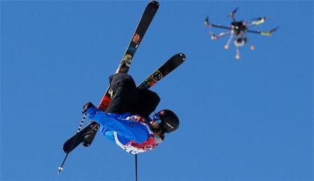 ¿Son los drones el futuro de las emisiones televisivas?