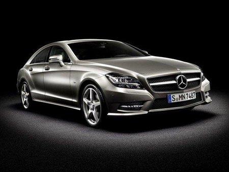 El nuevo Mercedes CLS 2010 saldrá al mercado español en enero 2011