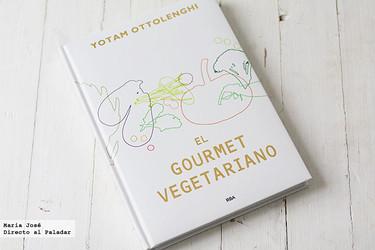 El gourmet vegetariano. Libro de recetas de Yotam Ottolenghi