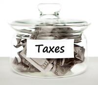 Aquellos (y estos) políticos con sus locos impuestos (infografía)