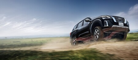 Nissan X-Terra 2021 13