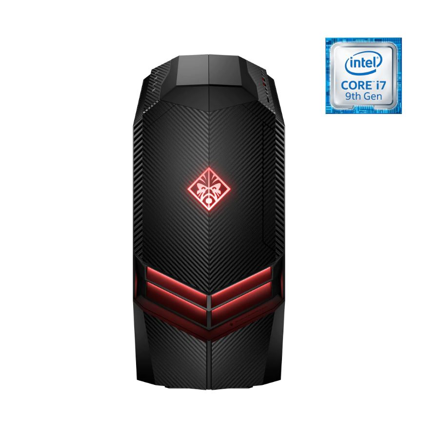 Sobremesa Gaming HP OMEN 880-547ns, i7, 16 GB, 2 TB HDD + 256 GB SSD, RTX 2070 G6 8GB
