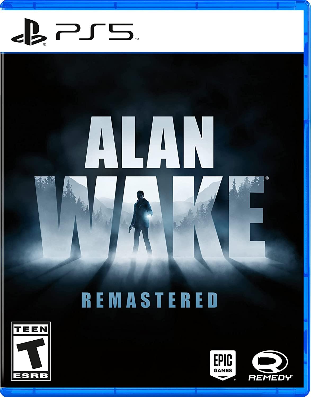 Peventa: Alan Wake Remastered
