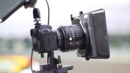 Una Canon EOS 7D que aspira a ser cámara de cine