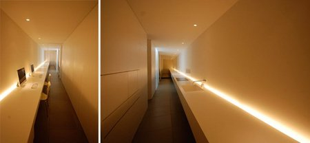 casas que inspiran - minimalismo en Japón - entrada