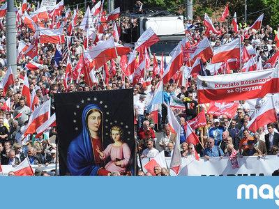 Por qué Polonia puede ser el próximo país de la Unión Europea en saltar por los aires