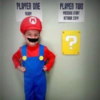 Que viene Luigi, hagan sitio.