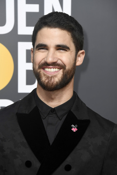 Darren Criss Nos Decepciona Con Su Look De Dolce Gabbana Para Los Golden Globes 2018 2