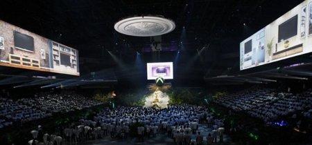 Evento de Microsoft E3 2010, estamos dentro