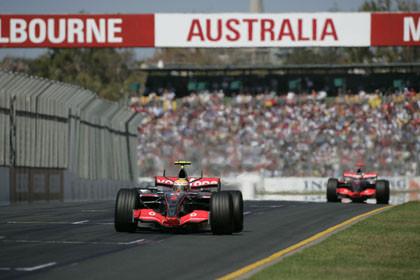 El calendario definitivo del Mundial de F1 2008