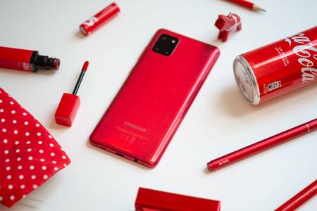 Samsung Galaxy Note 10 Lite Trasera
