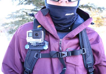 Soporte Strap Mount para cámara GoPro