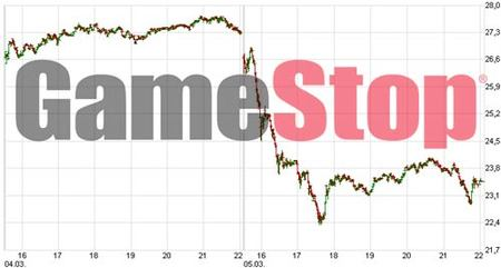Amazon entra en el mercado de segunda mano y las acciones de GameStop se desploman