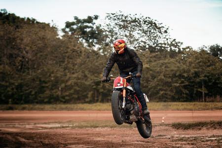 Ducati Flat Tracker 4