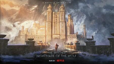 Trailer de 'The Witcher. La pesadilla del lobo': la película animada del mentor de Geralt es tan violenta y pesadillesca como cabía esperar