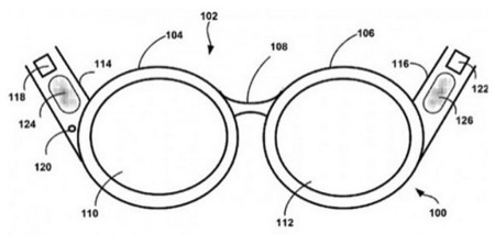 Google patenta unos auriculares de conducción ósea ¿Para Project Glass?