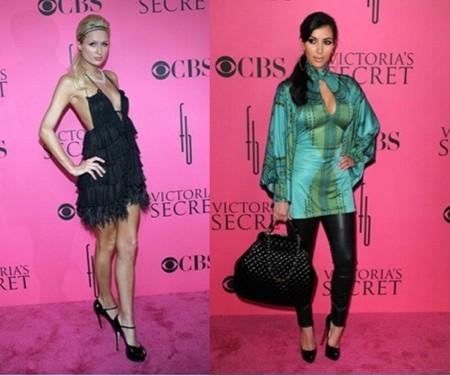 Todas las invitadas al desfile anual de lencería de Victoria's Secret