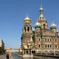 8 días en San Petersburgo y Moscú desde 839 euros