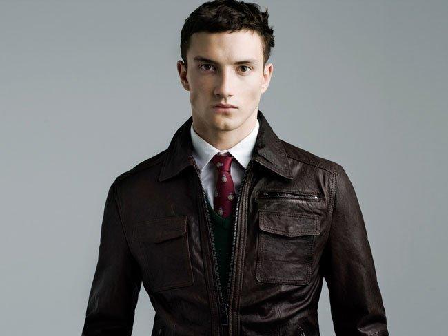 Lookbook de Zara - Noviembre 2011