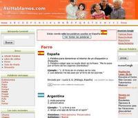 AsíHablamos.com, diccionario informal para entendernos mejor