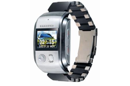Samsung SPH-WP10, primer smartwatch (1999)