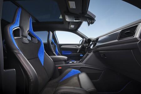 Volkswagen Atlas Cross Sport Gt Concept 2021 019
