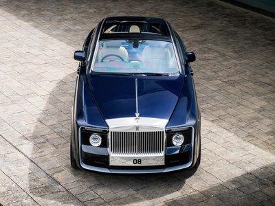Rolls-Royce Sweptail, si te sobra el dinero puedes mandar a hacer un Rolls-Royce a medida