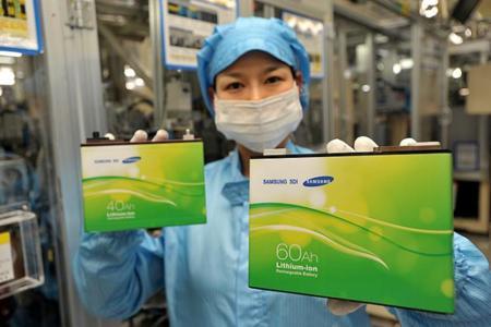 Samsung busca relevancia en el mercado de los coches eléctricos y se hace con Magna Steyr