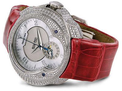 Franc Vila presenta sus relojes con edición limitada